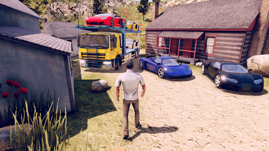 John Truck Car Transport app