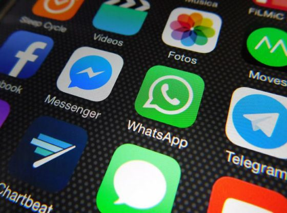 Whatsapp and messaging apps