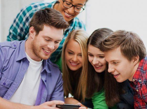 high school student apps