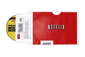netflix dvds