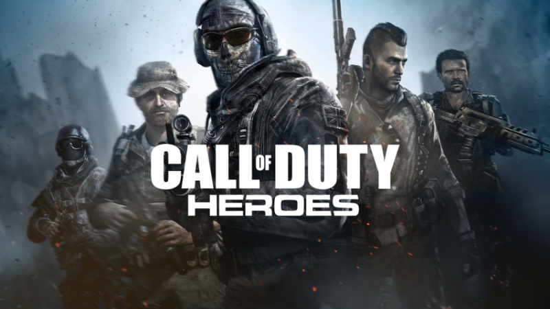 Amazon Kindle call of duty heroes