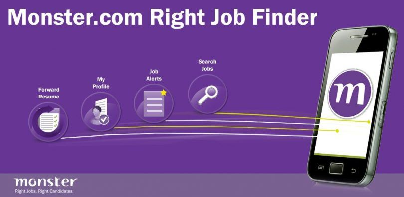 monster job finder